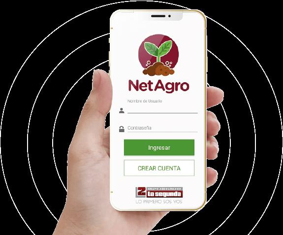 NetAgro app para el campo